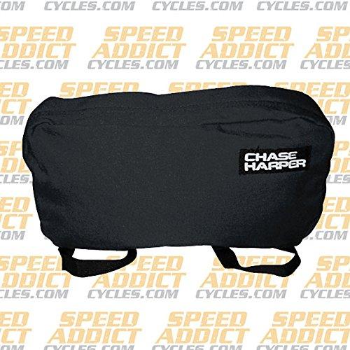 Chase Harper 9400-BLK Black Number Plate Bag - 8.5 Liters