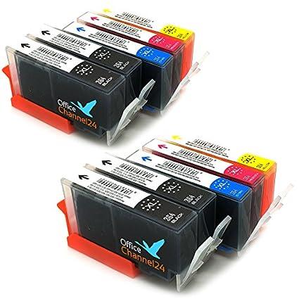 HP 364/HP 364 XL Cartuchos de Tinta con Chip para Deskjet 3070 A ...