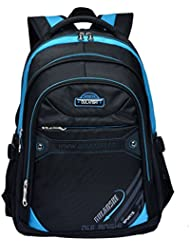 Casual Student Backpack School Bag for Teenage Girls and Boys