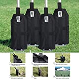 Eurmax Weight Bags for Pop up Canopy Outdoor
