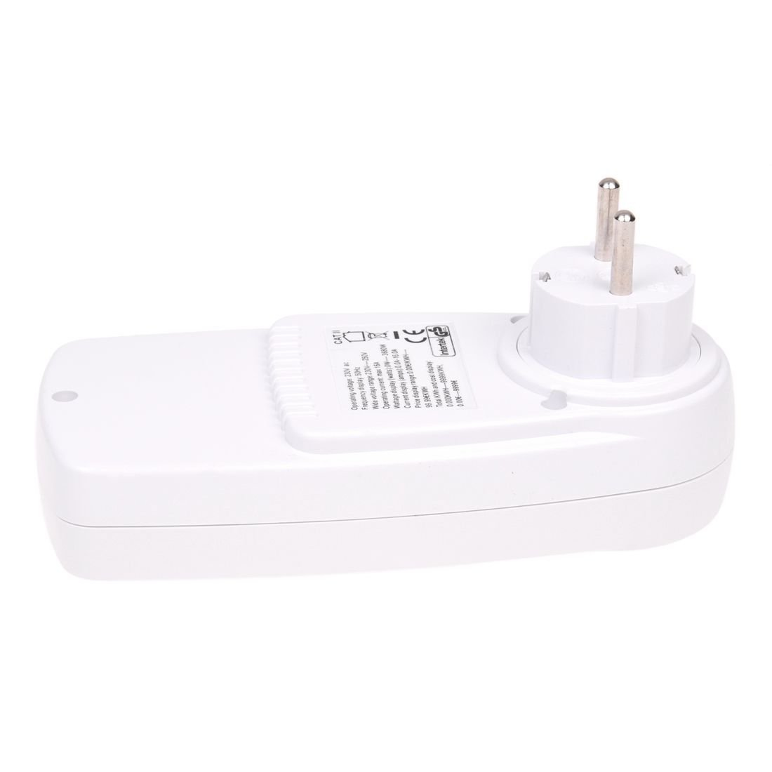 WOVELOT Compteur Electrique Courant Compteur de consommation Watt Tension Ampere