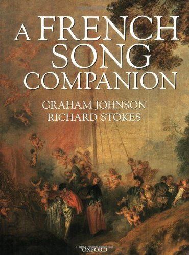 A French Song Companion by Johnson Graham Stokes Richard (2002-05-09) Paperback
