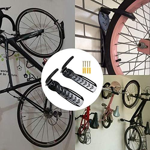 Mouchao Gancho de Pared para Bicicleta Negro Almacenamiento de ...