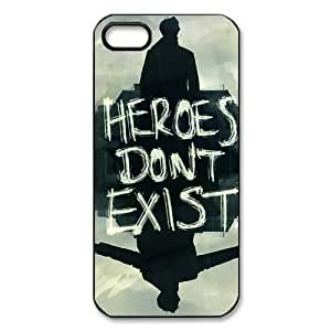 Sherlock Durable Custom Cases Personalized Protective Skin For Iphone 5s iphone5-90644 by runtopwell