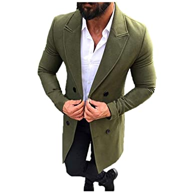 dfde4a455c57 Man Trench Coat