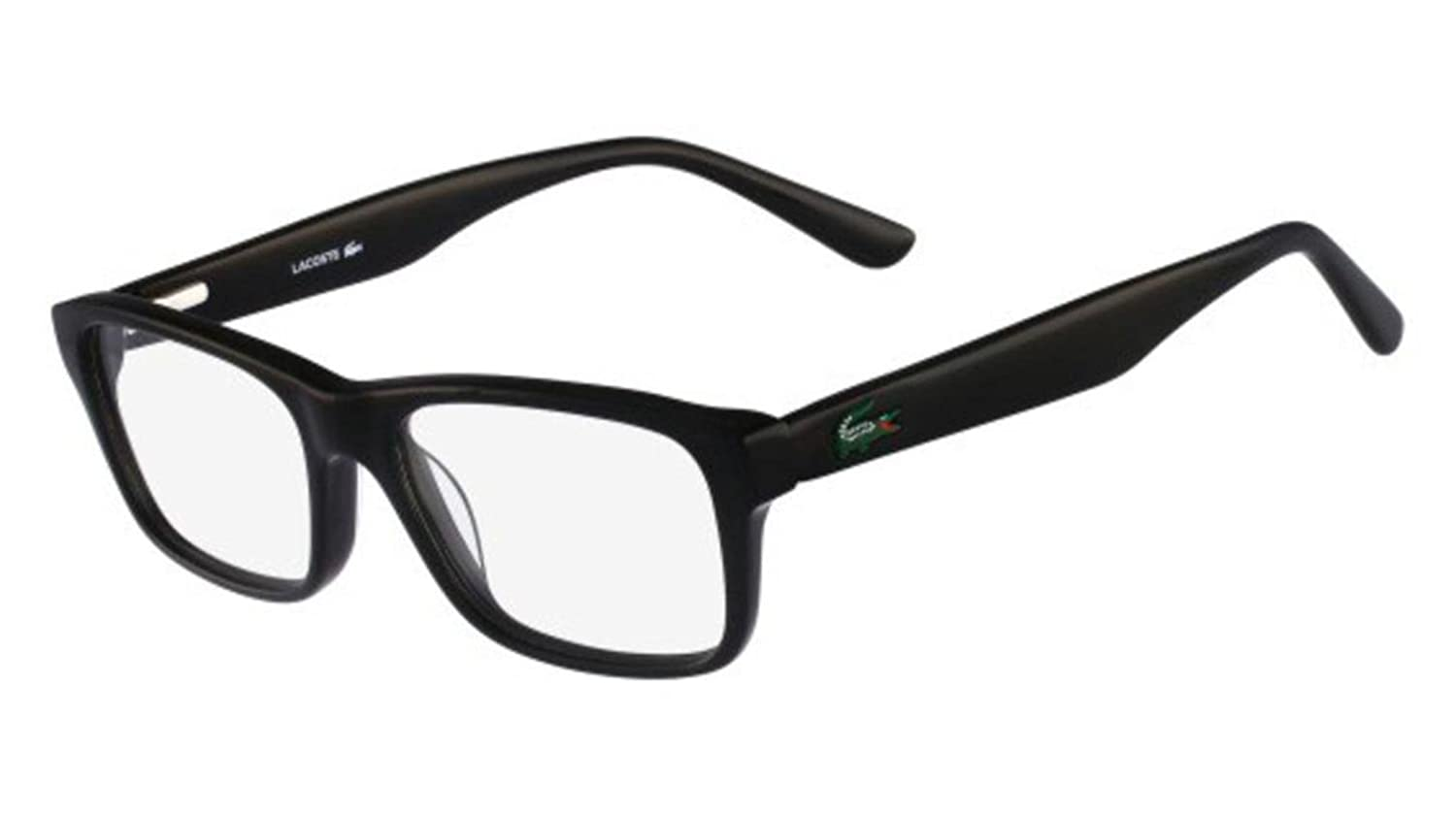 Amazon.com: anteojos Lacoste L 3612 001 negro: Clothing