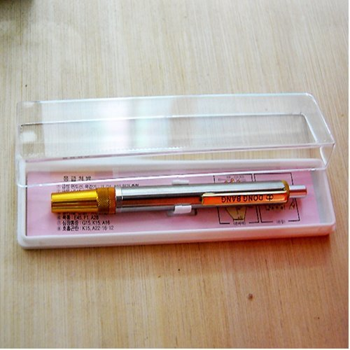 hansol-stainless-steel-painless-lancing-pen-device-for-lancets-acupuncture