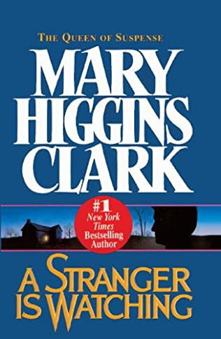book cover of A Stranger Is Watching