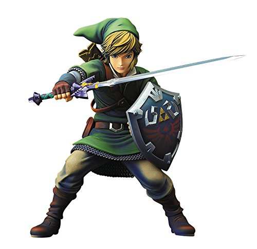 Good Smile The Legend Zelda: Skyward Sword: Link PVC Figure Statue (1:7 - Figures Statues And Game Video