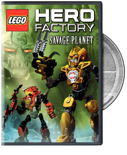 (LEGO Hero Factory: Savage Planet)