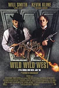 Wild Wild West Movie Poster (27,94 x 43,18 cm)