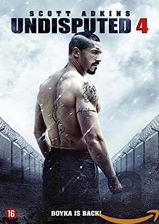 Undisputed 4 Region 2 Import Amazoncouk Movie Dvd Blu Ray
