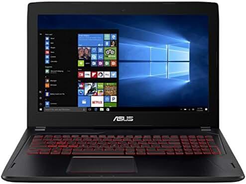 CUK Asus 15-inch Gaming Laptop (i7-7700HQ, 24GB RAM, 256GB SSD + 1TB HDD, NVIDIA GTX 1060 3GB, 15.6