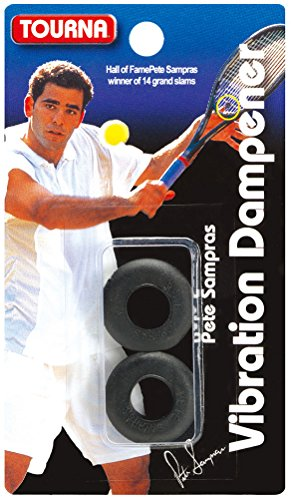 Tourna Sampras Vibration Dampener (Black)