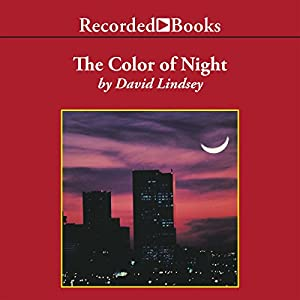 The Color of Night Audiobook