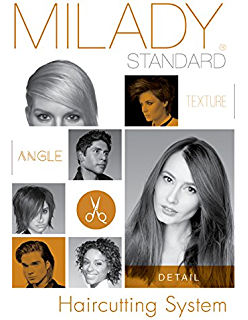 Milady standard cosmetology 013 kindle edition by milady milady standard haircutting system spiral bound version fandeluxe Choice Image