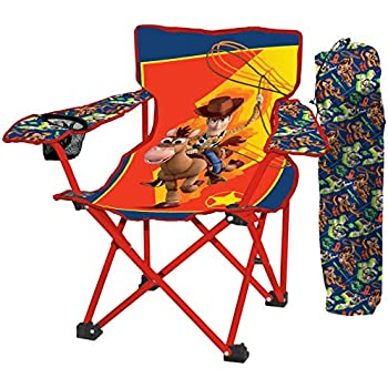 Amazon Com Disney Pixar Toy Story Kids Folding Camp Chair