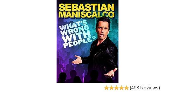 Amazon com: Watch Sebastian Maniscalco: What's Wrong With