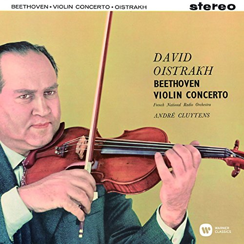 Oistrakh/Cluytens/FNRO - Beethoven: Violin Concerto [SACD Hybrid] (Japan Import) (Best Of Beethoven Violin)