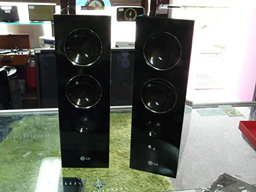 - LG J10D-SF Home Theater System Compact Front Surround Sound Speakers (Speakers Only) 150watts