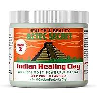 Aztec Secret - Indian Healing Clay - 1 lb. | Deep Pore Cleansing Facial & Body Mask...