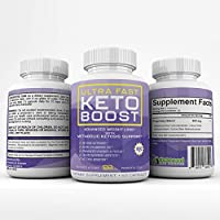 Ultra Fast Keto Boost - Advanced Weight Loss with Metabolic Ketosis Support - 800MG...