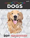 Color-by-Number: Dogs: 30+ fun & relaxing color-by-number projects to engage & entertain