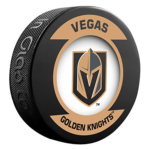 fan products of Las Vegas Golden Knights NHL Sher-Wood Souvenir Retro Puck