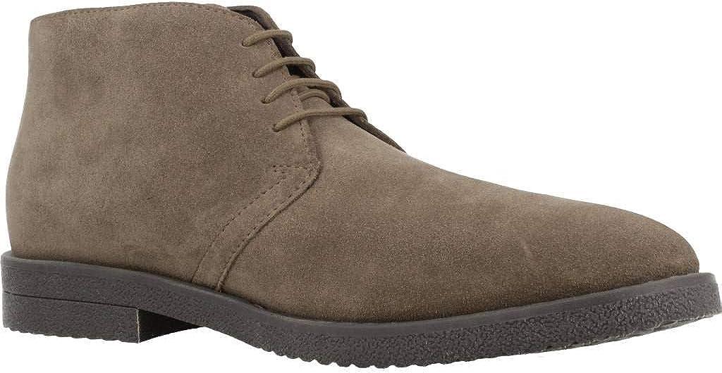 Geox U Brandled B, Stivali Desert Boots Uomo