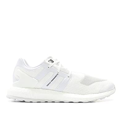 6ae8cdeed adidas Y-3 Pureboost  Crystal White  - BY8955  Amazon.co.uk  Shoes   Bags