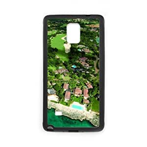 Unique And Diy Note4 Case Design Beautiful Peninsula Samsung Galaxy Note 4