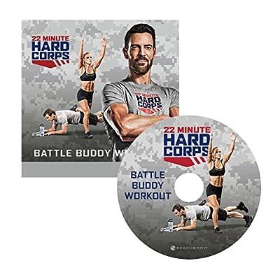 22 Minute Hard Corps Battle Buddy Workout DVD