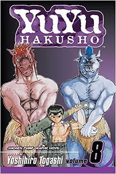 YuYu Hakusho, Volume 8 (Yuyu Hakusho (Pdf))