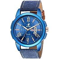 Espoir Analog Blue Dial Men's Watch-LS3050-2