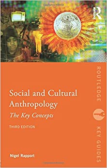 Book Social and Cultural Anthropology: The Key Concepts (Routledge Key Guides)