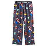 Super Mario Boys Pajama Pants