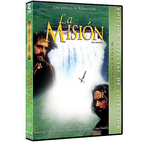 The Mission (La Mision) Special Collection Edition [NTSC/REGION 1 & 4 DVD. Import-Latin America]