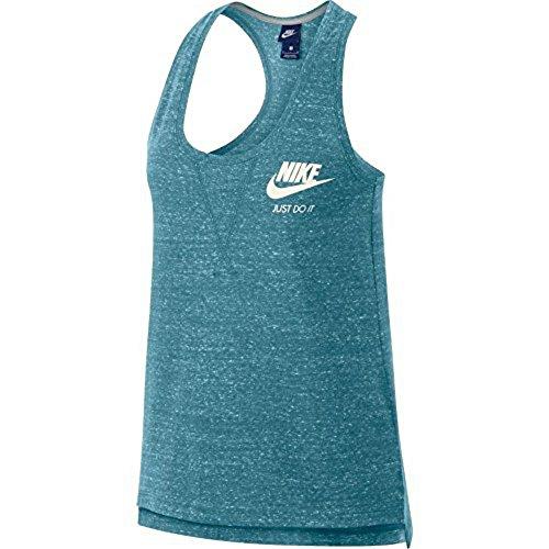Gym Donna W Da Vntg Tank Blu Nsw Nike Canotta 0w6Bqw