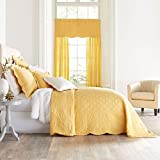 Best BrylaneHome Home Curtain Panels - BrylaneHome Florence Panel Set with Tiebacks Review
