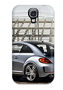 Galaxy Case - Tpu Case Protective For Galaxy S4- Volkswagen Beetle 22