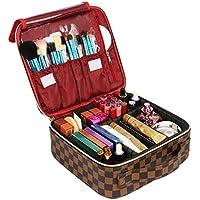 WodKeis Makeup Case Cosmetic Bag Professional Train Case
