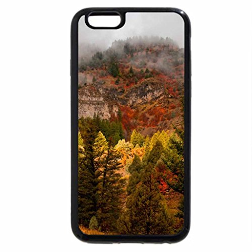 iPhone 6S / iPhone 6 Case (Black) Autumn in the Canyons