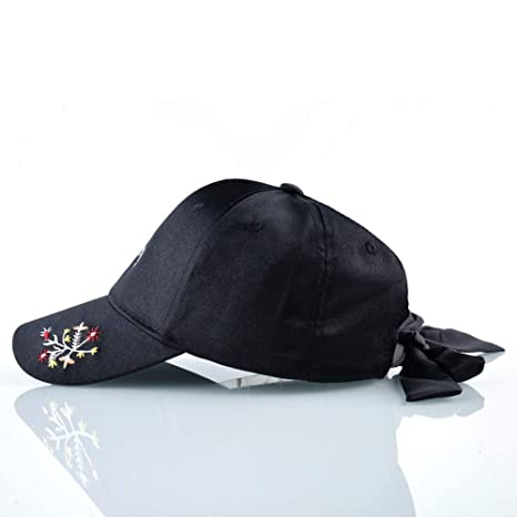 HSLPLX Gorra de béisbol de Primavera para Mujer Sombreros Bordados ...