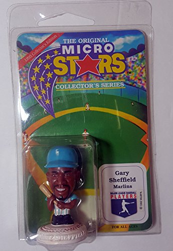 (The Original Micro Stars Collector's Series Gary Sheffield - Marlins )