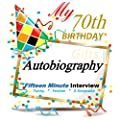 70th Birthday: Autobiography, 70th Birthday in All departments, 70th Birhtday Decorations in All Departments