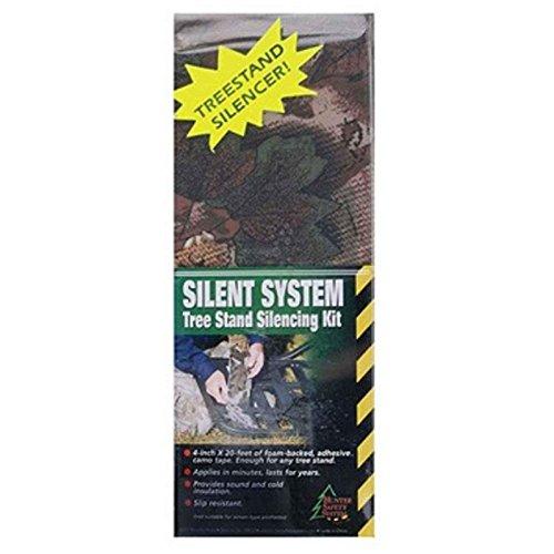 SILENT,Hunter Safety System Silent System Treestand Silencin