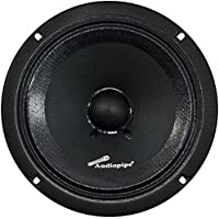 Audiopipe APMB-8SB-C 8 250 Watts Max Power Midrange Speaker - Sold Each