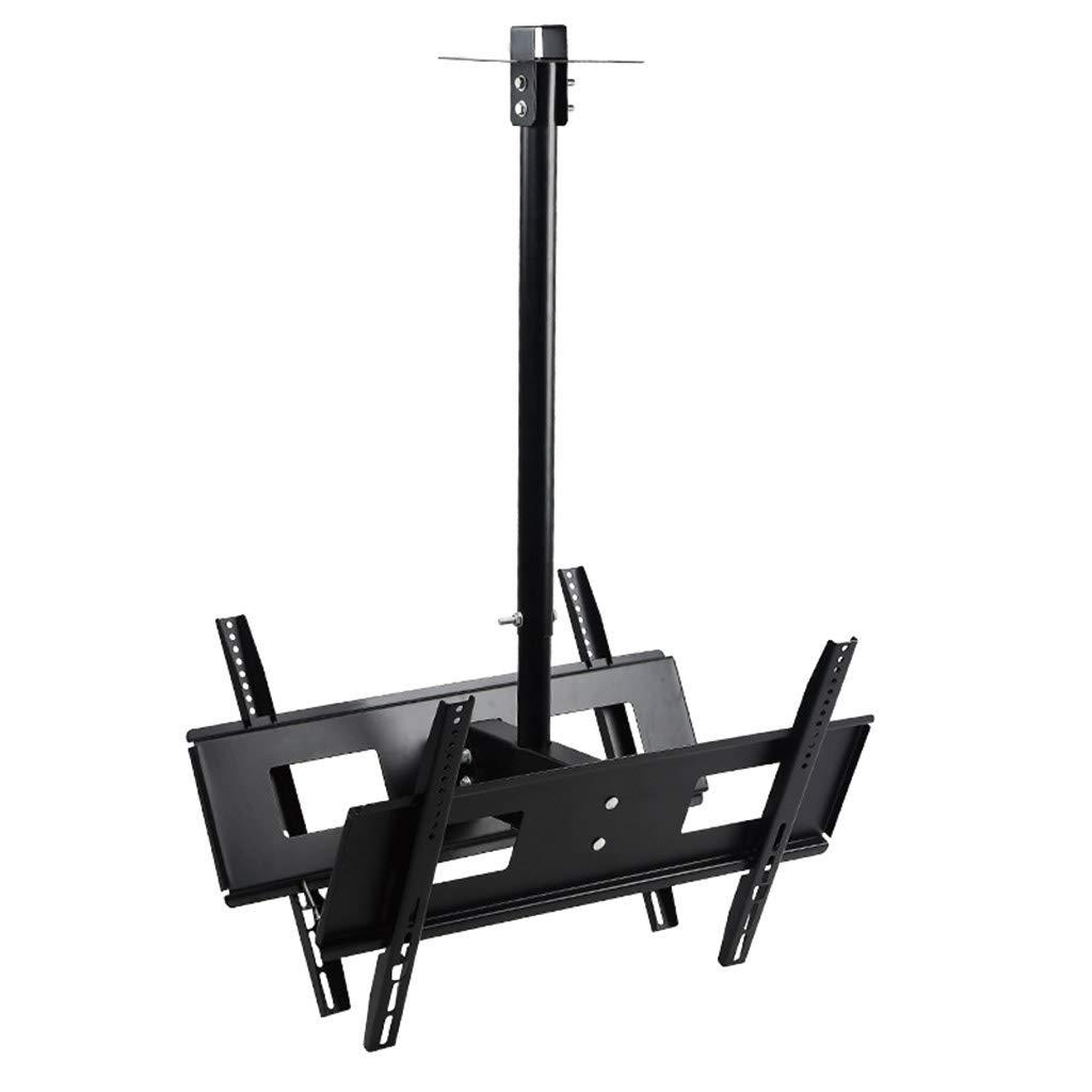 32-65 Inch Universal TV Hanger Ceiling Bracket 360 Degree Rotating Telescopic Mount for VESA Compatible Screens by FDEG