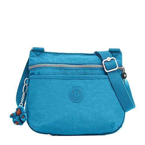 Kipling Women's Emmylou Crossbody Bag One Size Polaris Blue by Kipling