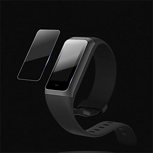 Amazon.com: MChoice❤️2/5 Explosion-Proof Soft TPU Screen Protector for Xiaomi Huami Amazfit Cor 2 Band (2PC): Clothing
